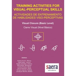 TRAINING ACTIVITIES FOR VISUAL-PERCEPTUAL SKILLS   Visual Closure (Basic Level)