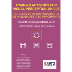 TRAINING ACTIVITIES FOR VISUAL-PERCEPTUAL SKILLS Visual Discrimination (Basic Level)